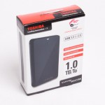 Toshiba 1TB Canvio Basics USB 3.0 Portable HDD 2.5""