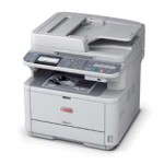 OKI MB491MFP -Mono A4 40ppm Network PCL Duplex ADF 350 sheet +opt 4-in-1 MFP , 1 yr 3 year onsite after rego wty