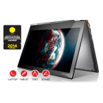 """LENOVO YOGA I7-4510U 12.5""""FHD, 256GB SSD, 8GB RAM, HD4400, W8.1P64, 1YDP W/PEN (TOUCH)"""